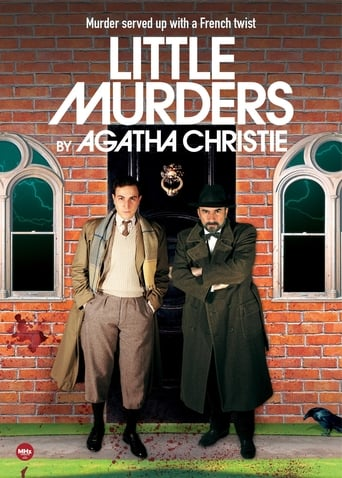 Poster of The Little Murders of Agatha Christie