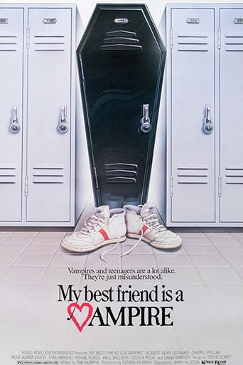 Poster of My Best Friend Is a Vampire