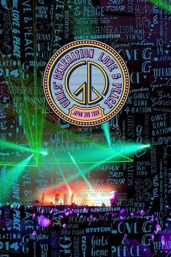 Girls' Generation -Love & Peace- Japan 3rd Tour