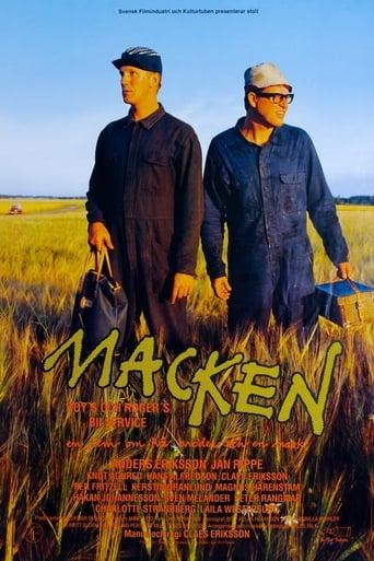 Poster of Macken - Roy's & Roger's Bilservice