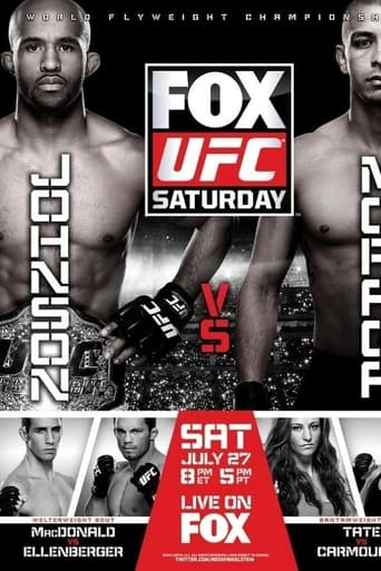 UFC on Fox 8: Johnson vs. Moraga