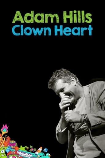 Poster of Adam Hills: Clown Heart Live