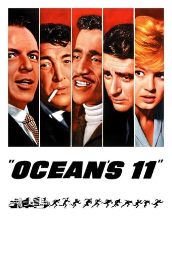 Poster of Ocean's Eleven