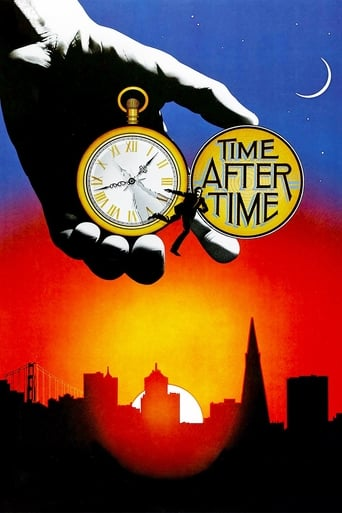 Poster of Time After Time