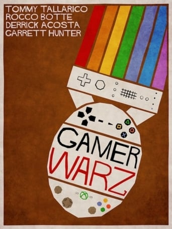 Poster of The Gamer Warz
