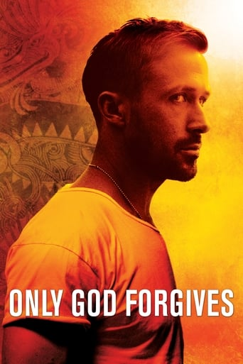 Poster of Only God Forgives