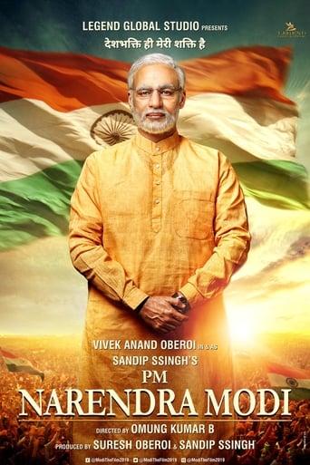 Poster of PM Narendra Modi