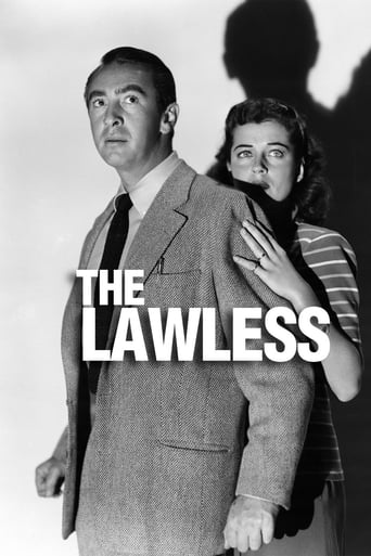 Poster of The Lawless