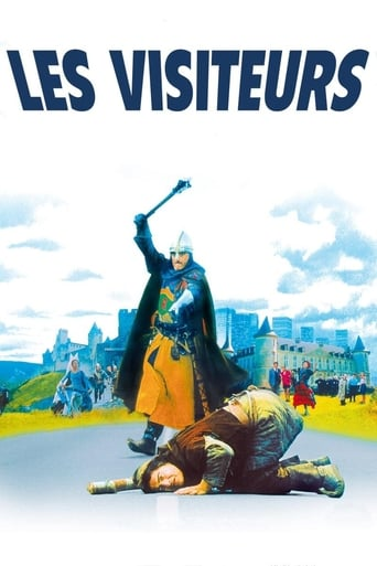 Poster of The Visitors