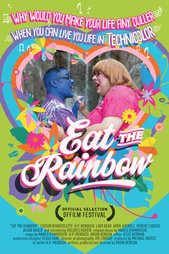 Poster of Eat the Rainbow