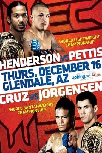 Poster of WEC 53: Henderson vs. Pettis