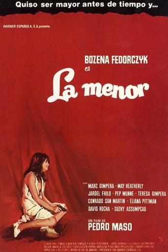 Poster of La menor