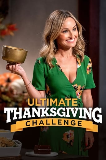 Poster of Ultimate Thanksgiving Challenge