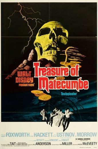 Poster of Treasure of Matecumbe