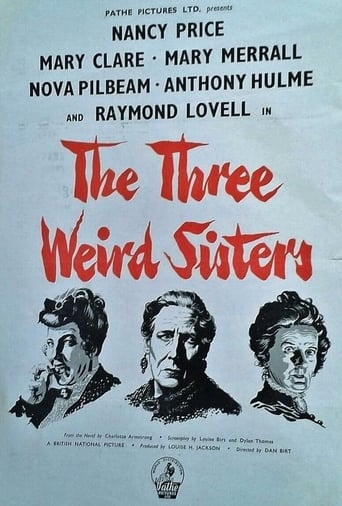 Poster of The Three Weird Sisters