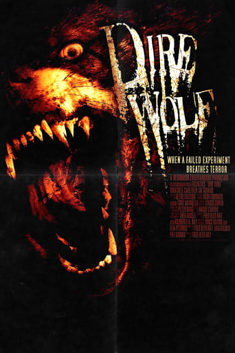 Poster of Dire Wolf
