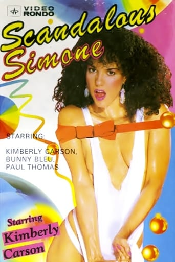 Poster of Scandalous Simone
