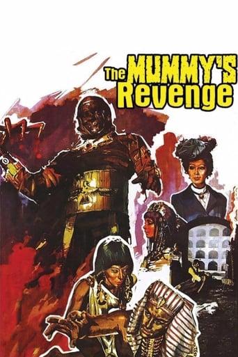 Poster of La venganza de la momia