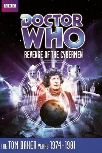 Poster of Doctor Who: Revenge of the Cybermen