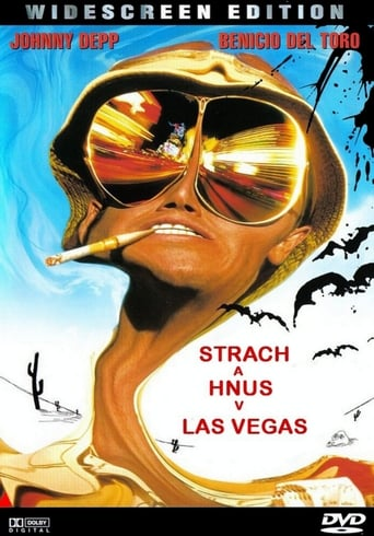 Poster of Strach a hnus v Las Vegas