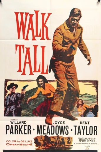 Poster of Walk Tall