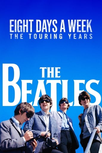 Poster of The Beatles: Eight Days a Week - The Touring Years