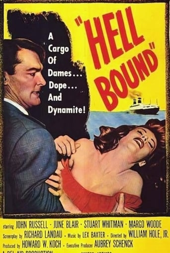 Poster of Hell Bound