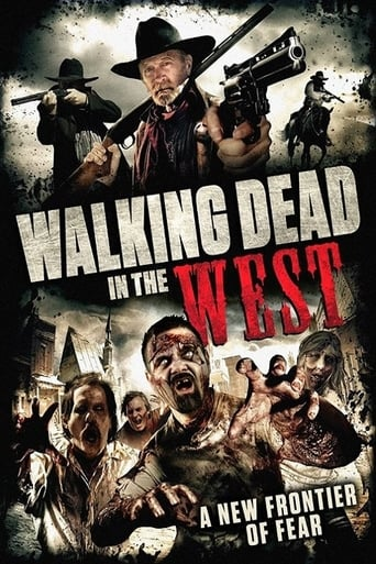 Poster of Walking Dead In The West