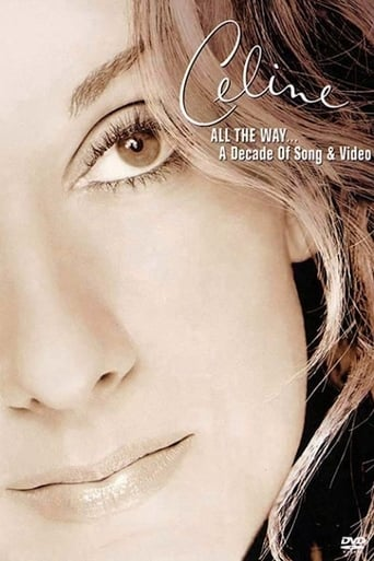 Poster of Céline Dion: All the Way... A Decade of Song and Videos