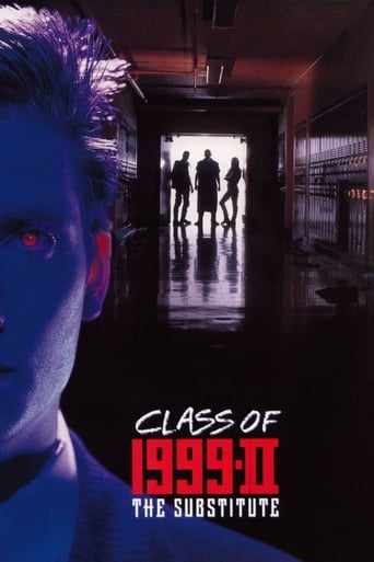 Poster of Class of 1999 II - The Substitute