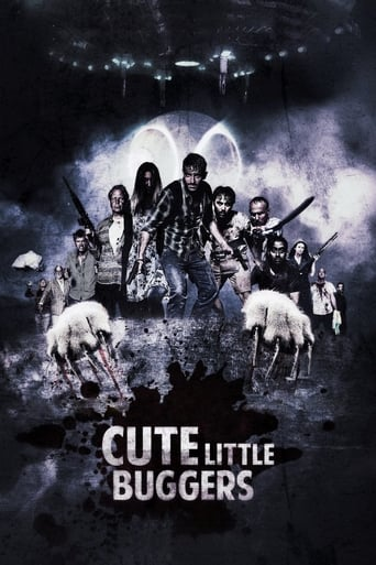 Poster of Cute Little Buggers