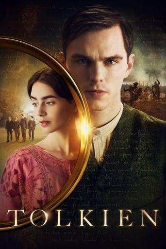 Poster of Tolkien