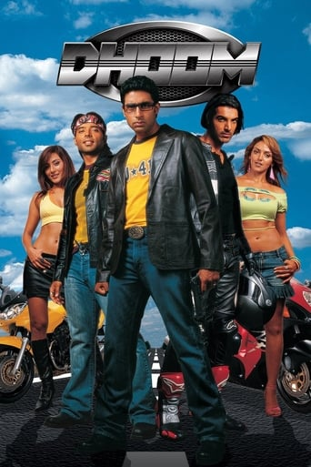 Poster of Dhoom