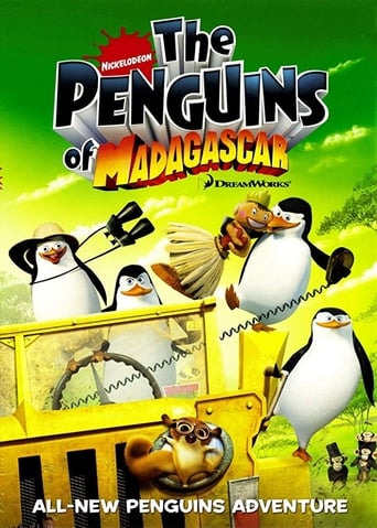 Poster of The penguins of Madagascar