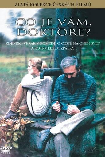 Poster of Co je vám, doktore?