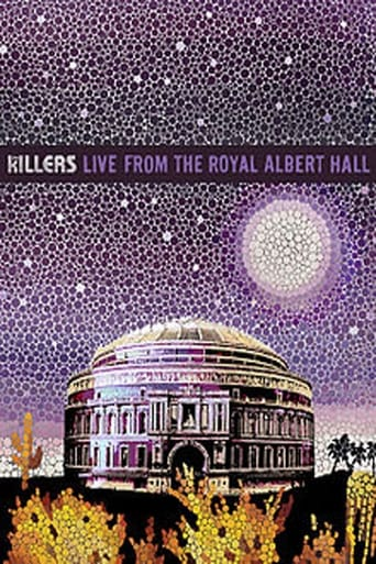 Poster of The Killers - Live at Royal Albert Hall