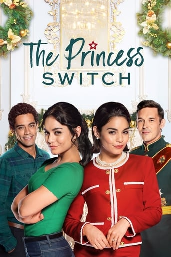 Poster of The Princess Switch