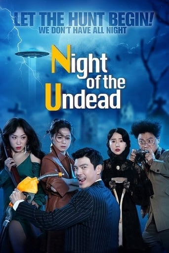 Poster of The Night of the Undead