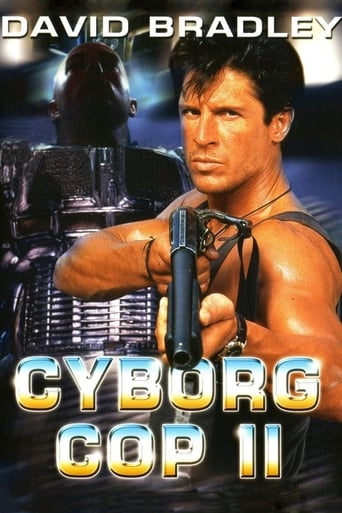 Poster of Cyborg Cop II
