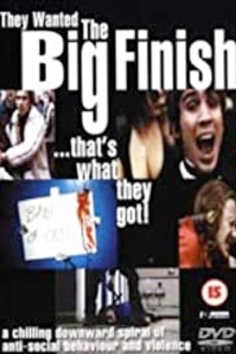 Poster of The Big Finish