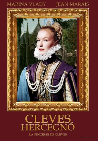Poster of Princess of Cleves