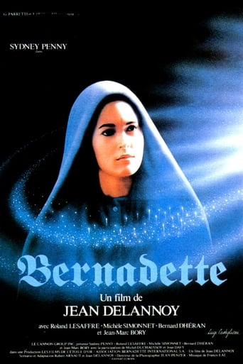 Poster of Bernadette