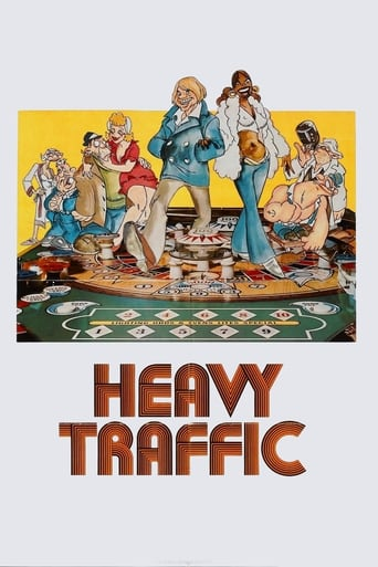 Poster of Heavy Traffic