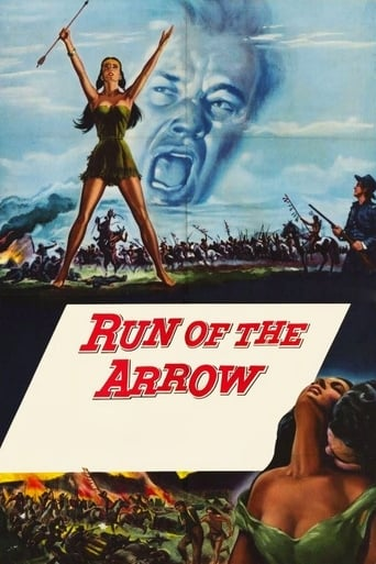 Poster of Run of the Arrow