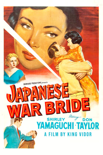 Poster of Japanese War Bride