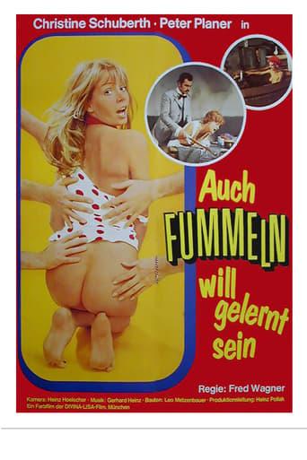Poster of Auch Fummeln will gelernt sein