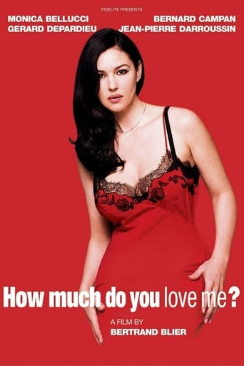 Poster of How Much Do You Love Me?