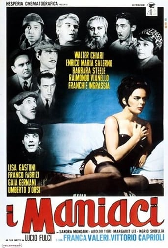 Poster of The Maniacs