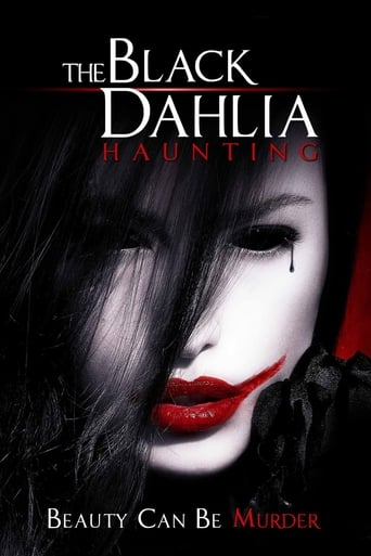 Poster of The Black Dahlia Haunting