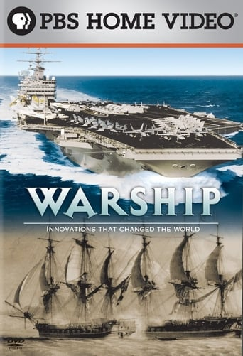 Poster of Warship: Innovations that Changed the World